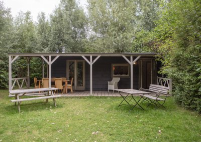 Cottage 8 (4 personen)
